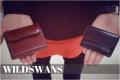 「WILDSWANSの財布 」