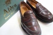 【BFセール残り2日!】革靴の王様【 ALDEN / オールデン】よりラベロコードバン入荷。