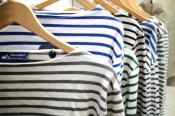 【買取強化中!】ORCIVALやSAINT JAMSのバスクシャツ、今まさにお買取シーズンです◎