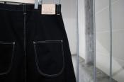 【KIDDIL/キディル】より袴のようなデニムパンツ、HAKAMAパンツ入荷です。