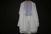 【77circa/ナナナナサーカ】レイヤードを楽しむ秋の羽織物フロントオープンドレスシャツ