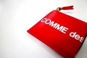 〔COMME des GARSONS/コムデギャルソン〕今夏発売のL字型ウォレットが入荷しました!