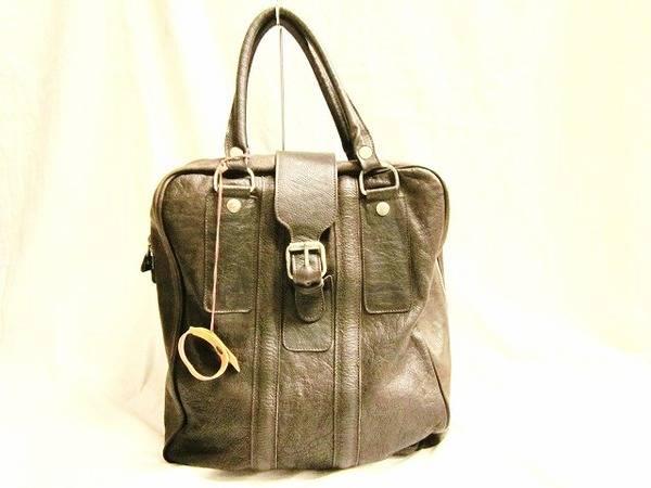 「コルシアのレザーバッグ 」