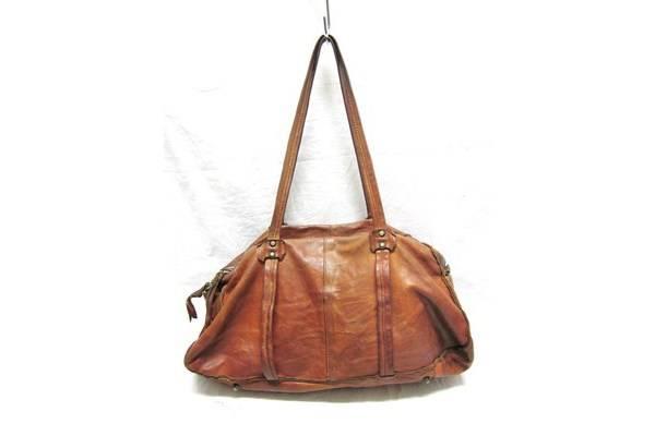 「レザーのバッグ 」