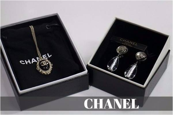 「CHANELのネックレス 」