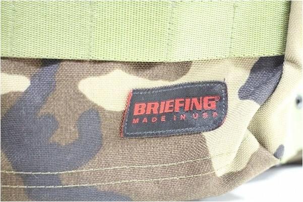 「BRIEFINGのFORCE 」