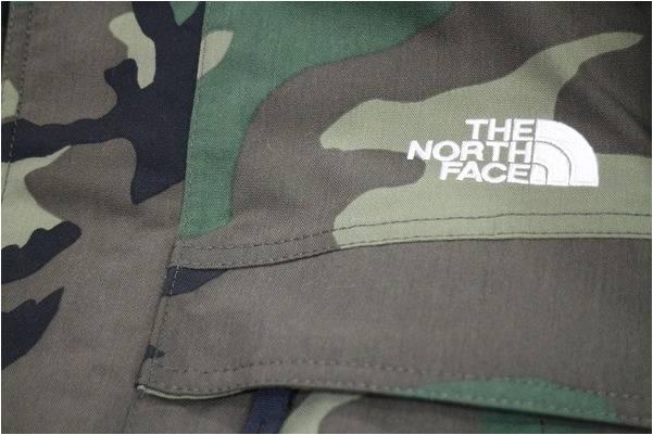 「THE NORTH FACEのマクマードパーカ 」