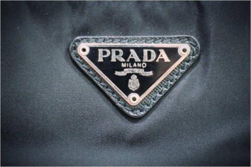 PRADAのブリーフケース