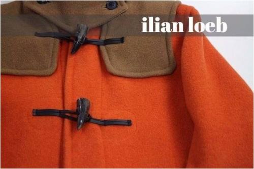 ilian loebのダッフルコート