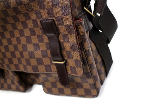 ダミエのバッグ