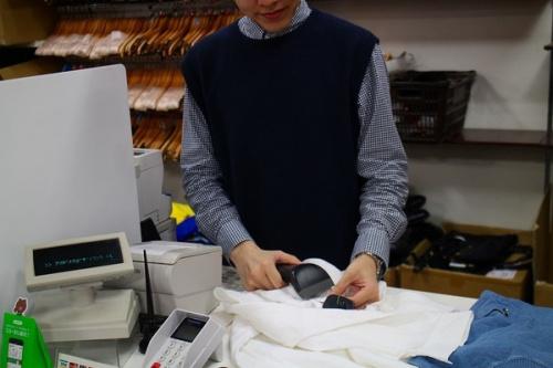 アルバイトの川崎