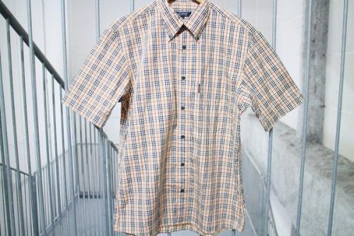半袖シャツ ジップシャツのメンズ