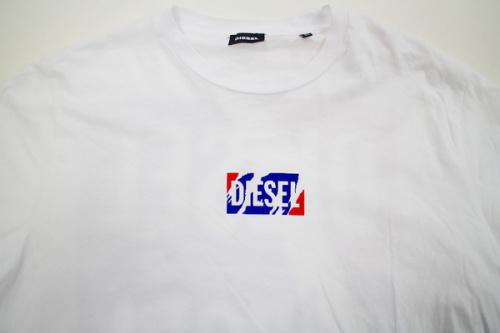 ディーゼルのTシャツ デニムパンツ