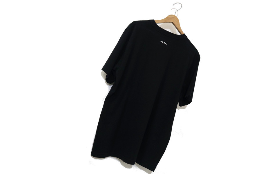 サカイのBAR ITALIA プリントTシャツ