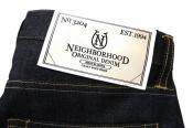NEIGHBORHOOD(ネイバーフッド)デニムパンツ 162DCNH-PTM03が入荷致しました!!