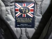 LAVENHAM(ラベンハム)の別注キルティングジャケットが入荷致しました!!