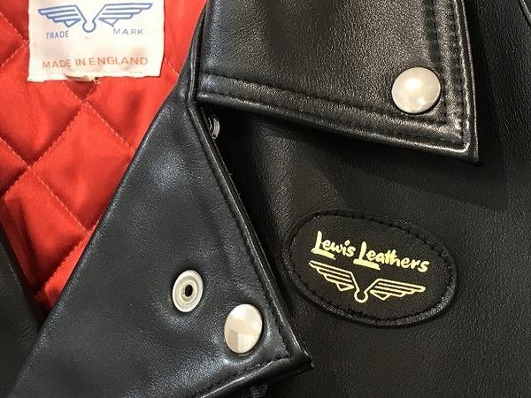 「インポートブランドのLewis Leather × AVIAKIT 」