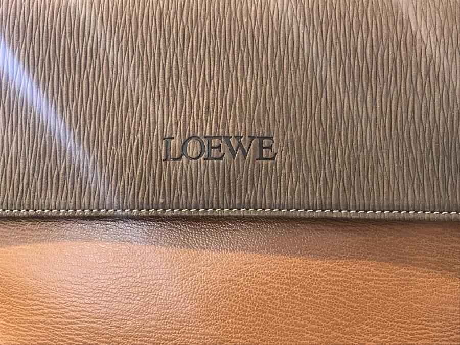 「ラグジュアリーブランドのLOEWE 」