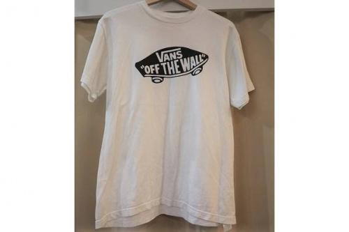 買取案内のロゴTシャツ