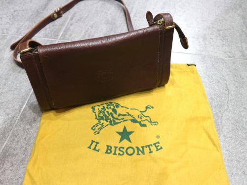 ナチュラルブランドのIL BISONTE