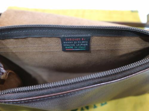 イルビゾンテのレザーバッグ