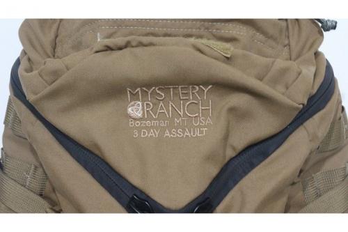 MYSTERY RANCHのミステリーランチ