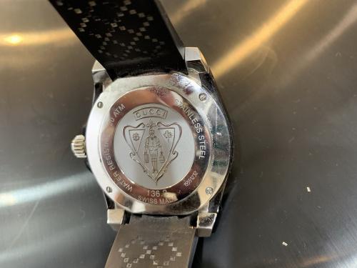 腕時計のダイバーズウォッチ