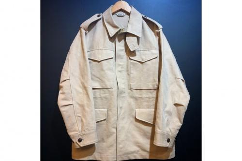 フィールドジャケットのミリタリー アメカジ ワーク メンズ