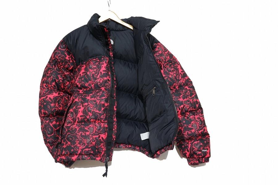 ザノースフェイスのヌプシジャケット