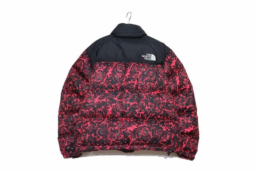 ヌプシジャケットのダウンジャケット