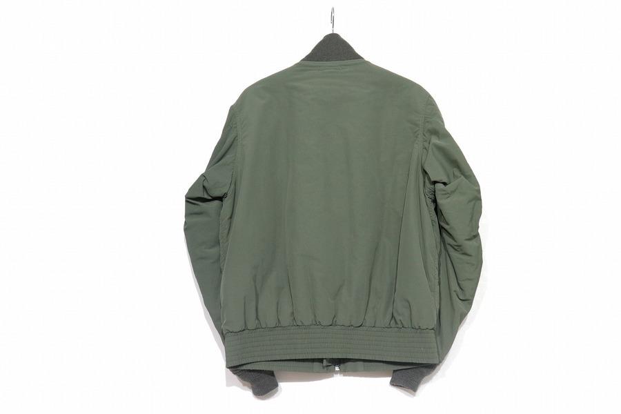 ダブルタップスのMA-1ジャケット