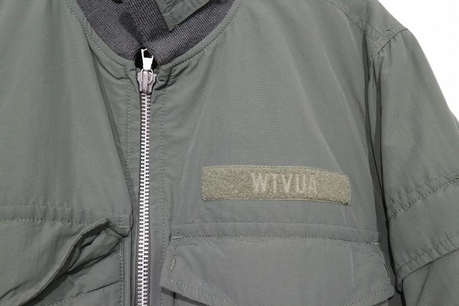 MA-1ジャケットのアウター