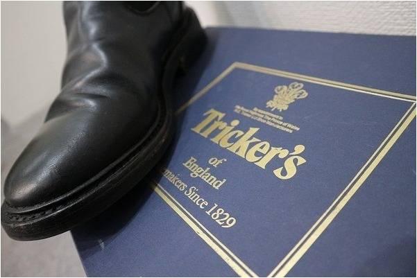【王室御用達】Trickers からサイドゴアブーツの紹介!【古着買取トレファクスタイル亀戸店】