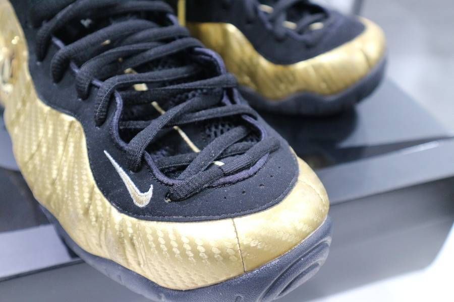 【STAY GOLD! 】NIKE AIR FOAMPOSITE PRO 【古着買取トレファクスタイル亀戸店】