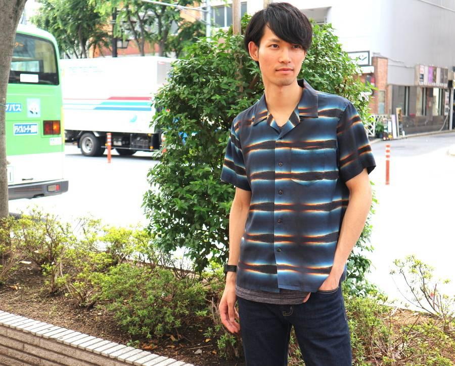 今季注目のアロハシャツ・オープンカラーシャツをご紹介!!【古着買取トレファクスタイル亀戸店】