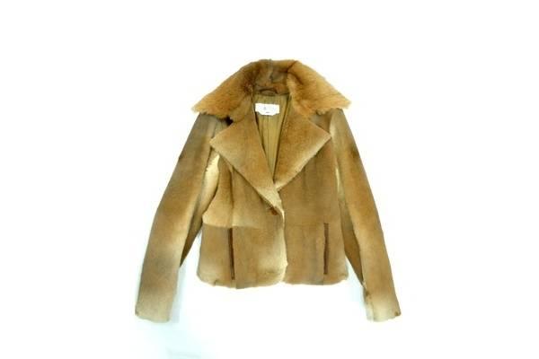 「マックスマーラのファーコート 」
