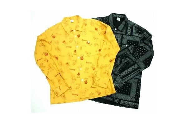 「ルードのシャツ 」