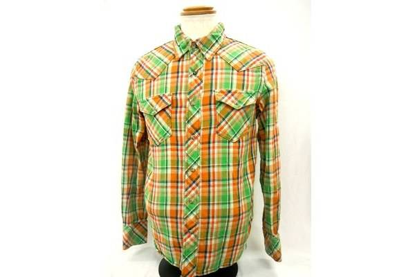 「TMTのWガーゼシャツ 」