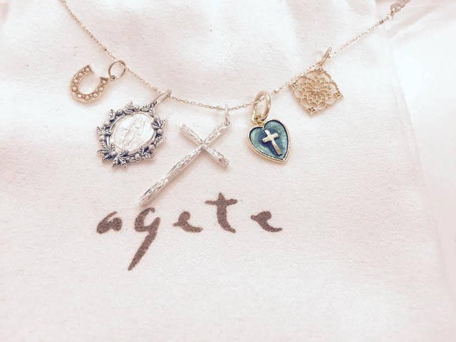 「ageteのアガット 」