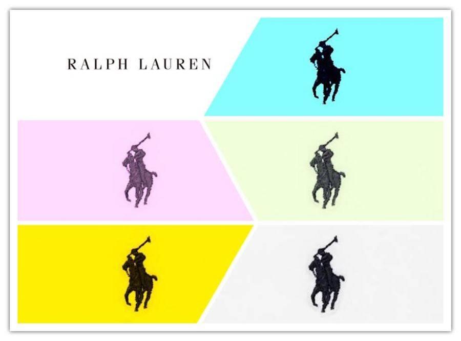 「RALPH LAURENのPOLO RALPH LAUREN 」
