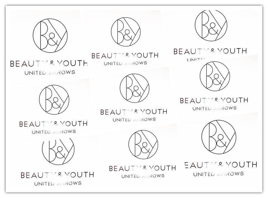 「BEAUTY&YOUTHのセレクト 」