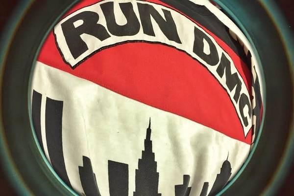「RUN DMCのadidas 」