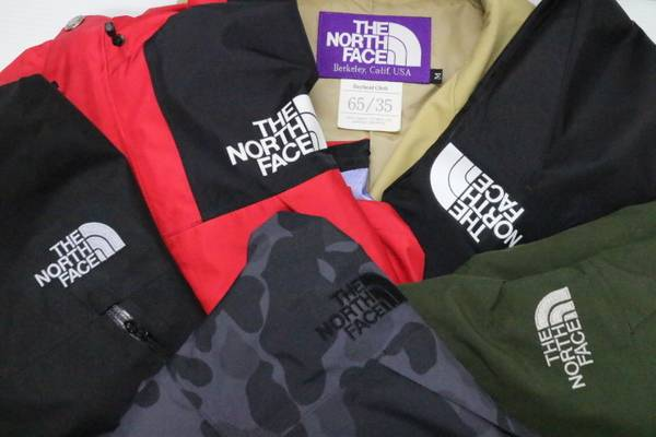 「THE NORTH FACEの買取 」
