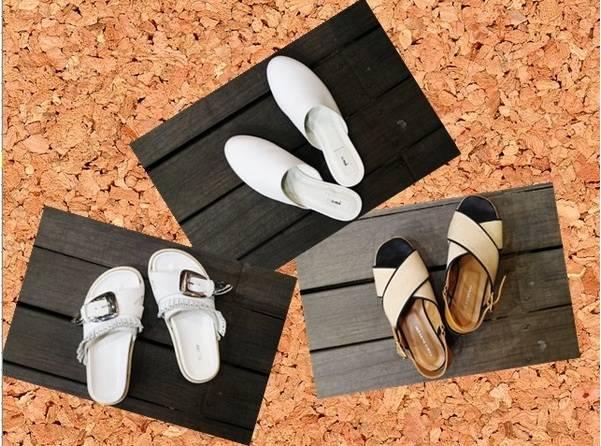 「スリッパーの靴 」