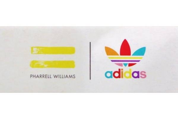 「PHARRELL WILLIAMSのadidas originals 」