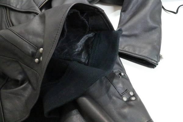 「ミハラヤスヒロのライダースジャケット 」