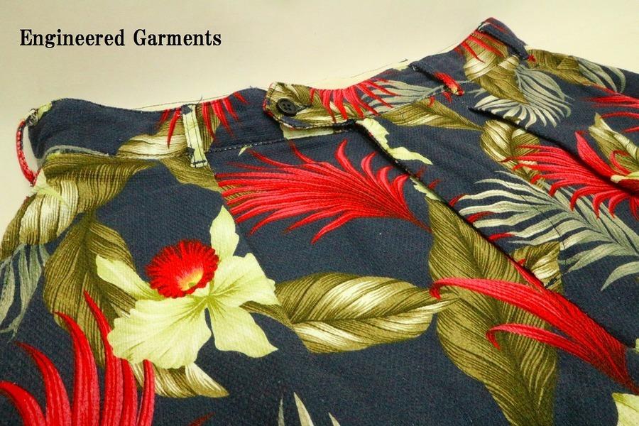 「レアアイテムのEngineered Garments 」