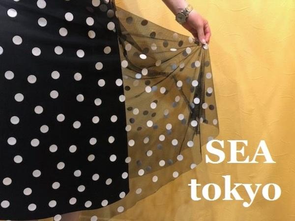 「キャリアファッションのSEA TOKYO 」