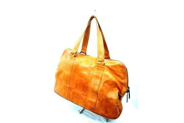 「gentenのレザーバッグ 」
