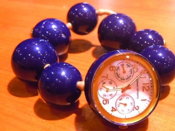 「ツモリチサトの腕時計 」
